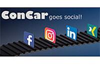 ConCar goes social