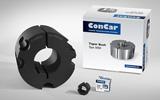 ConCar Taper-Spannbuchsen und Einschweißnaben
