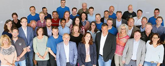 ConCar - Stellenanzeige Teambild
